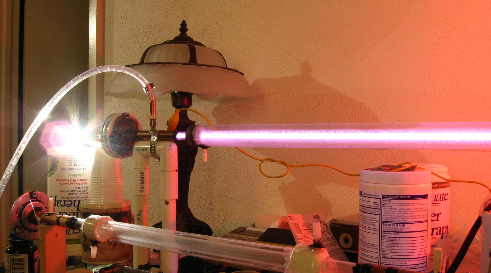 Как сделать со2 лазер