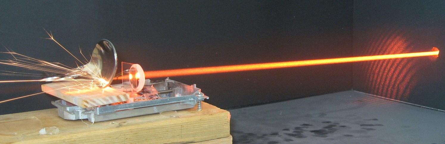 Jarrod S Laser World Ruby Laser